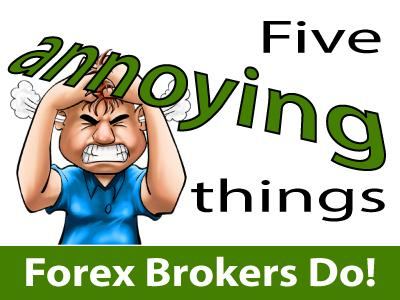 Forex brokers using 5