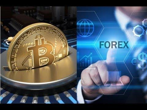 Forex and bitcoin trading